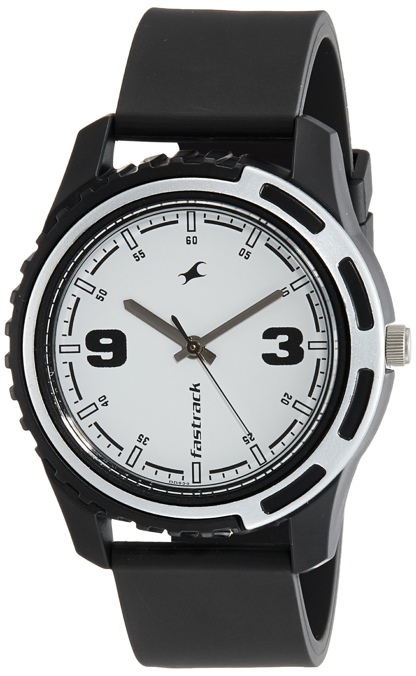 Fastrack Casual Analog White Dial Men's Watch -NJ3114PP01C product image
