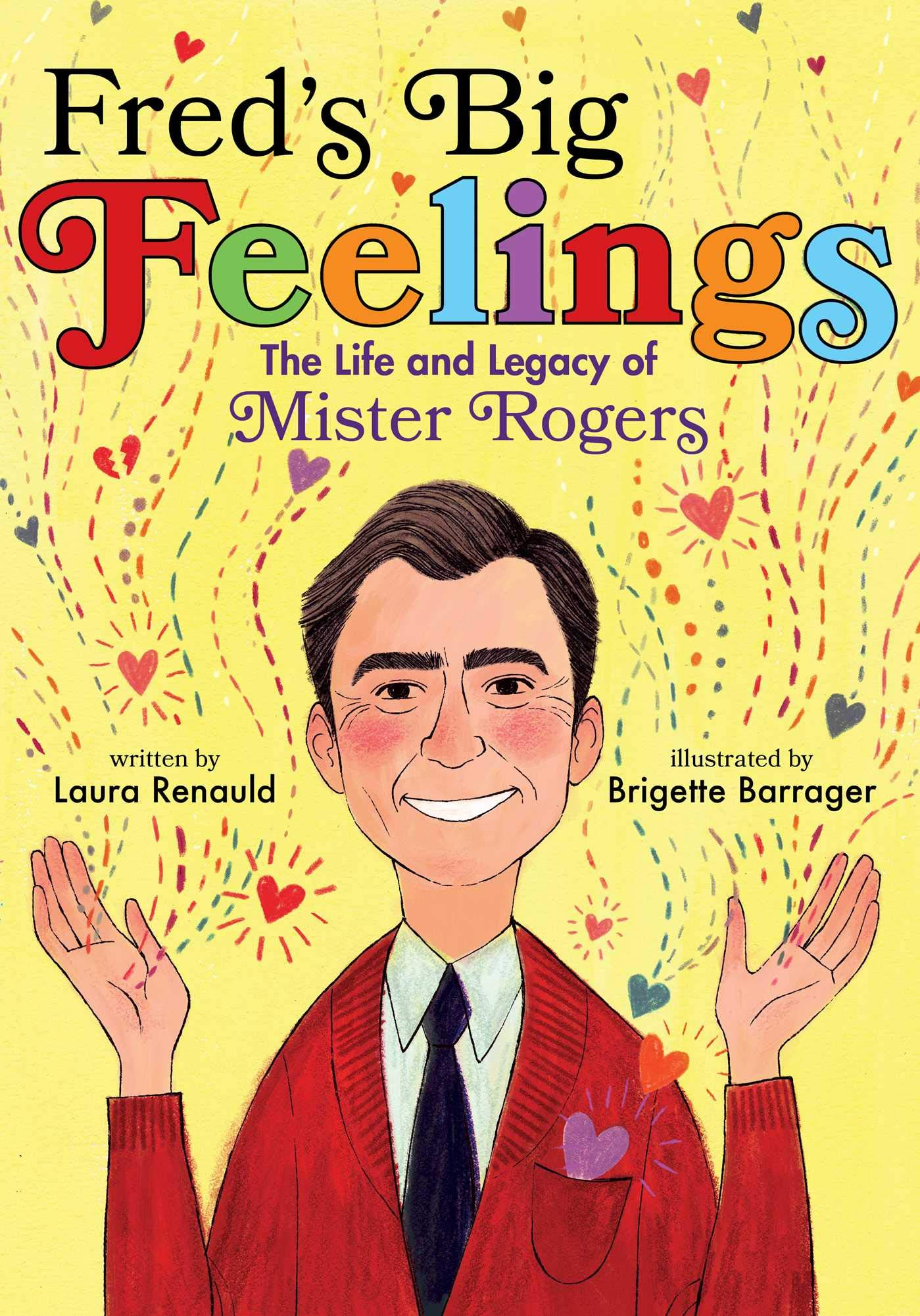 Image result for fred's big feelings amazon