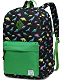 Preschool Toddler Backpack,Vaschy Little Kid Small Backpacks for Nursery School Children Boys and Girls with Chest Strap in Cute Dinosaur