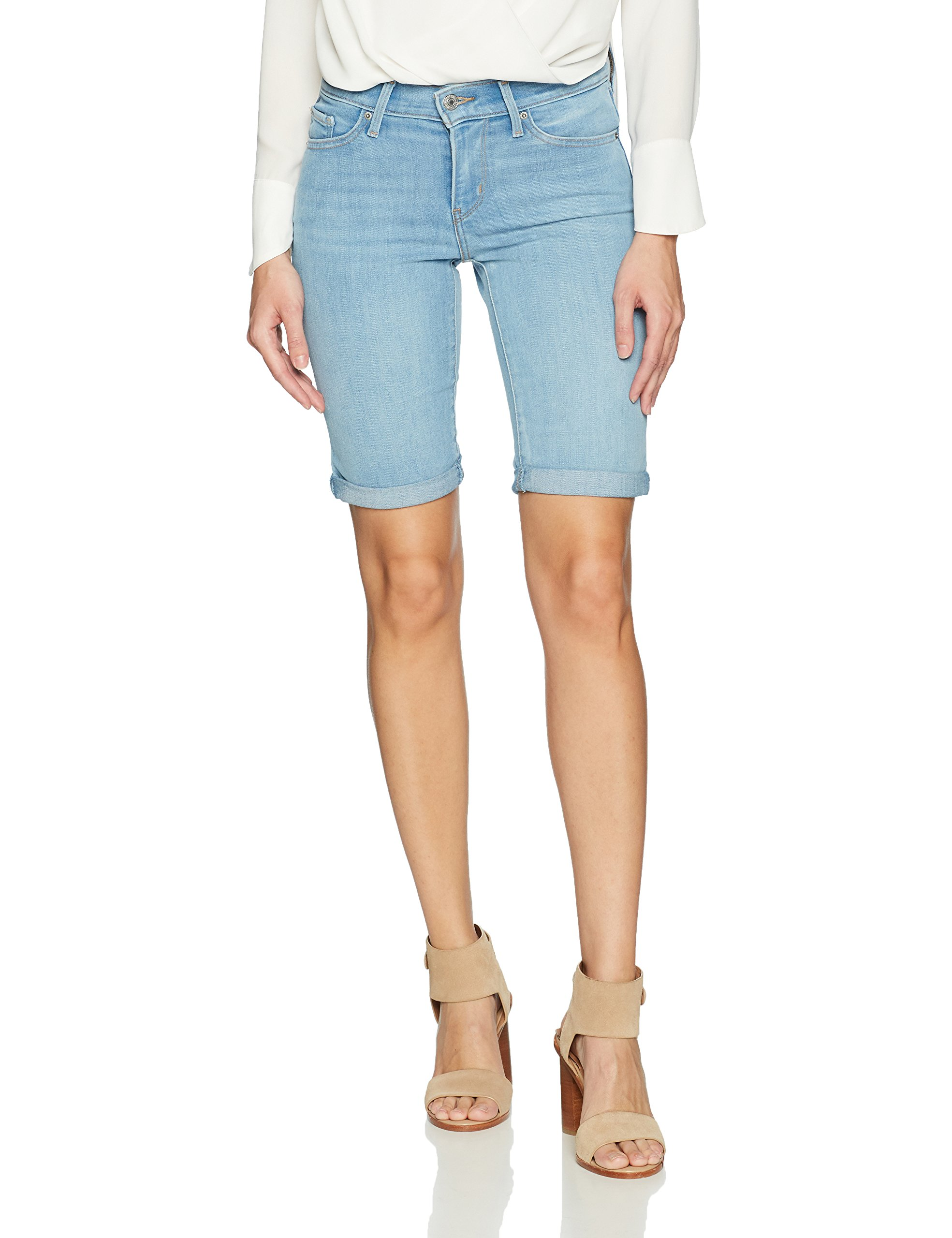 Levi's Women's Bermuda Short's, Surfside Way, 32 (US 14)