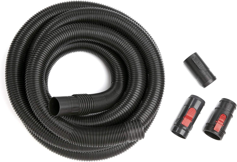 "Craftsman 9-38759 2-1/2"" Pos-I-Lock Wet/Dry Vacuum Hose, 20' (Renewed)"