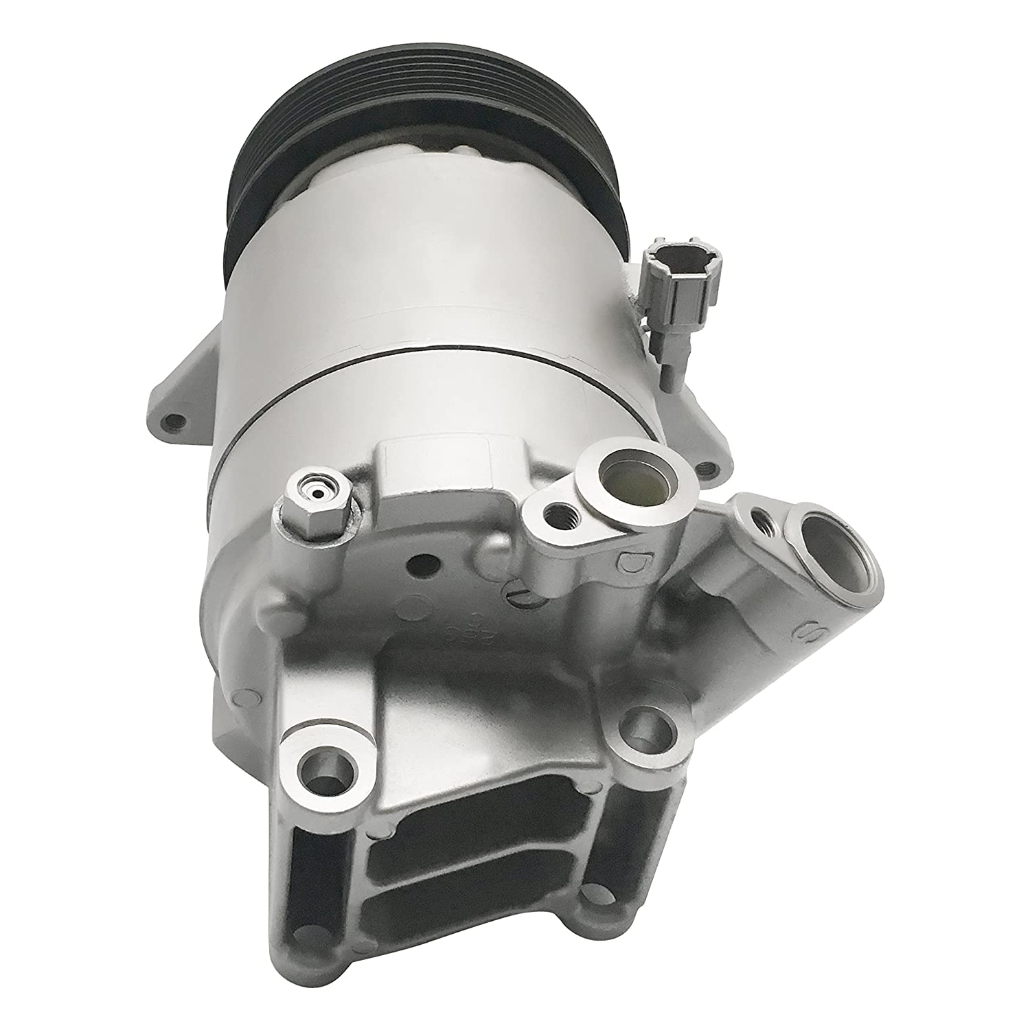 RYC Remanufactured AC Compressor and A//C Clutch FG465