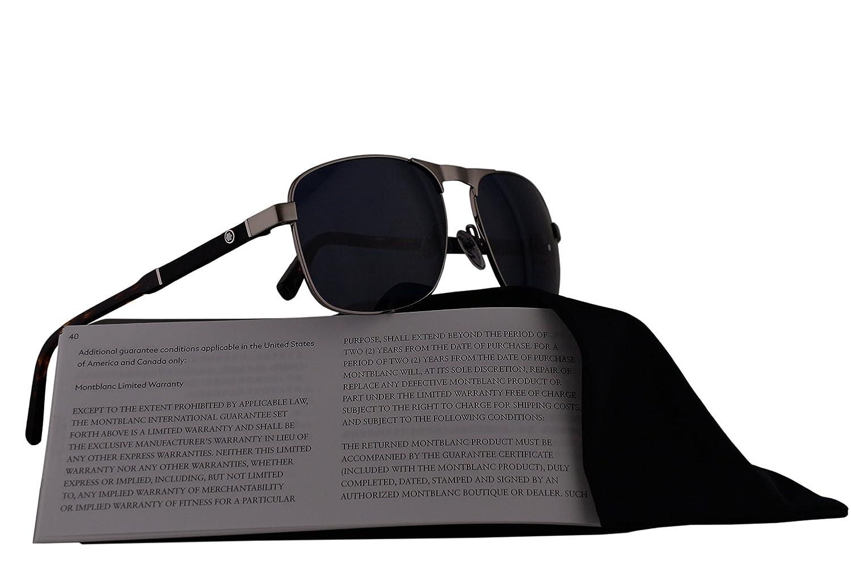 MONTBLANC メンズ カラー: グレー B075WXHGFF