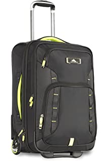 9ef0cccf1984 Amazon.com  High Sierra AT8 Wheeled Duffel Upright  Sports   Outdoors