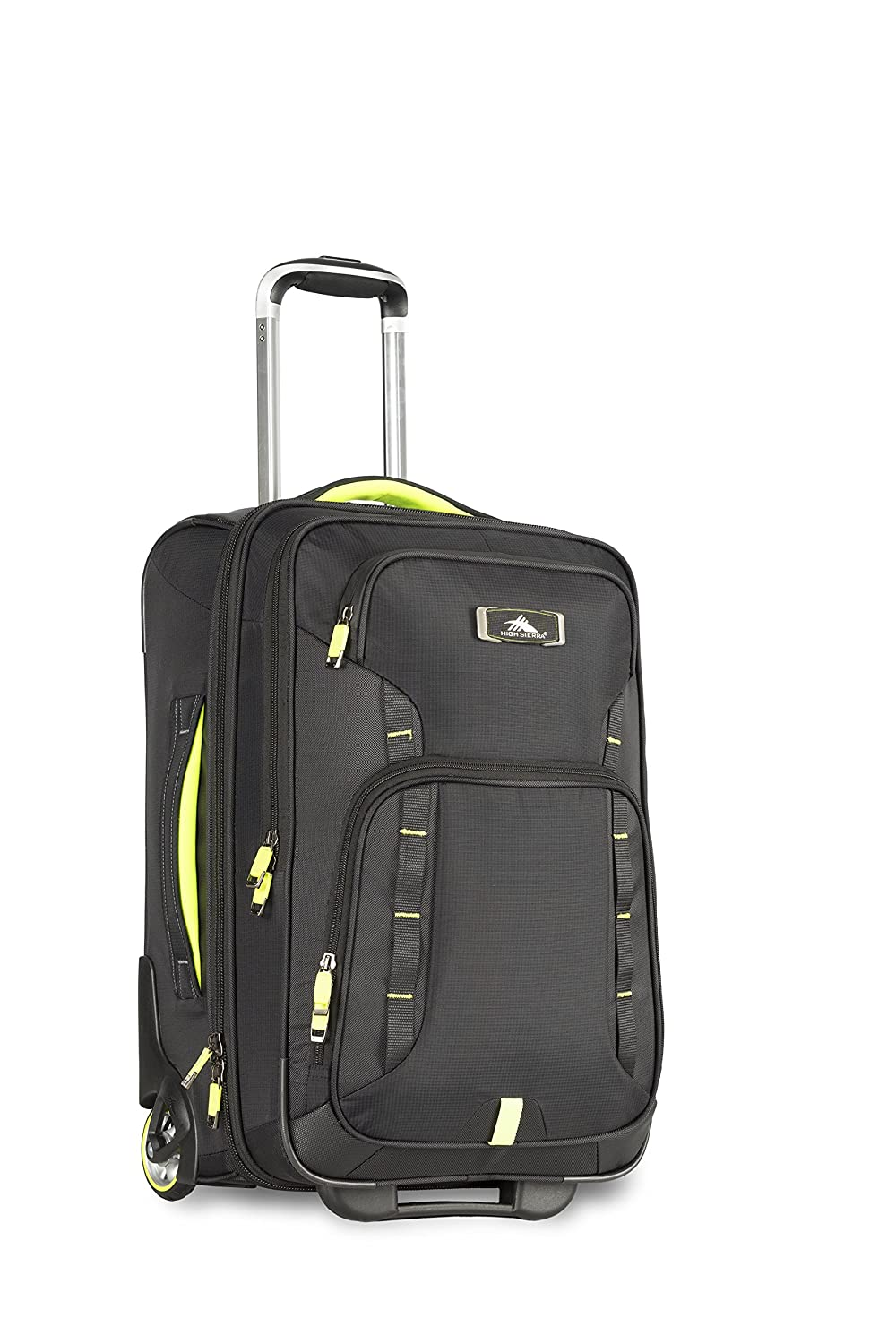 8f2aa3d6b890 Amazon.com  High Sierra AT8 Wheeled Carry-On with Pack N Go Backpack ...