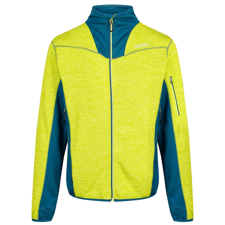 Regatta Collumbus V Full Reißverschluss Vlies Jacke - AW18 B07N8Z3HKZ Jacken Produktqualität