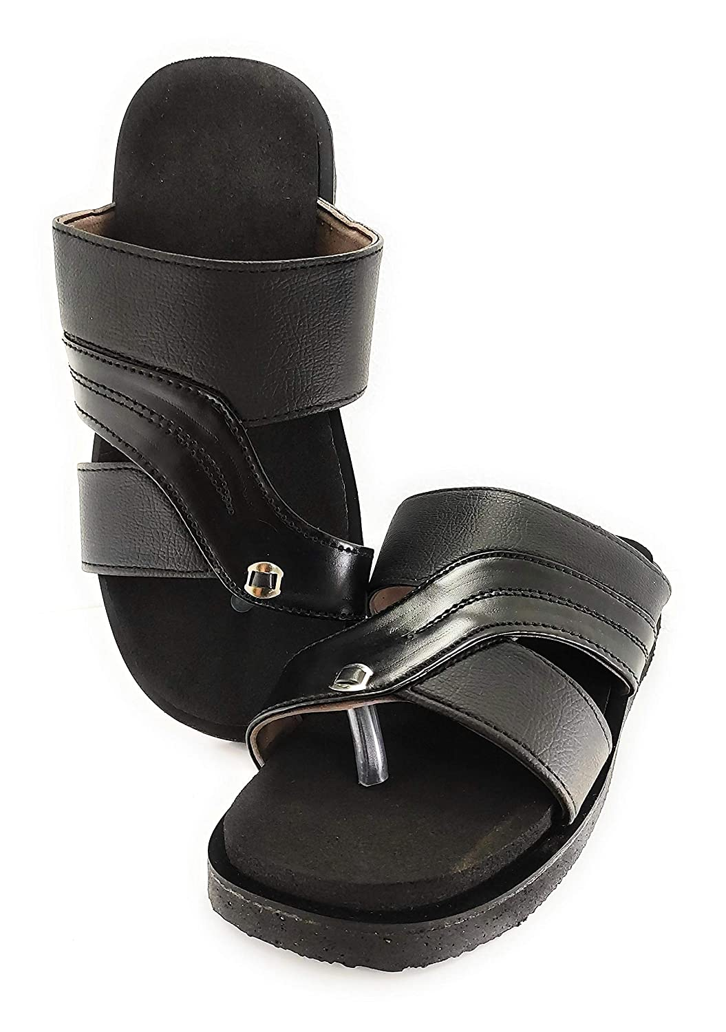 Meditouch Mcr Mcp Footwear Ortho Gents 6 Black Amazon In