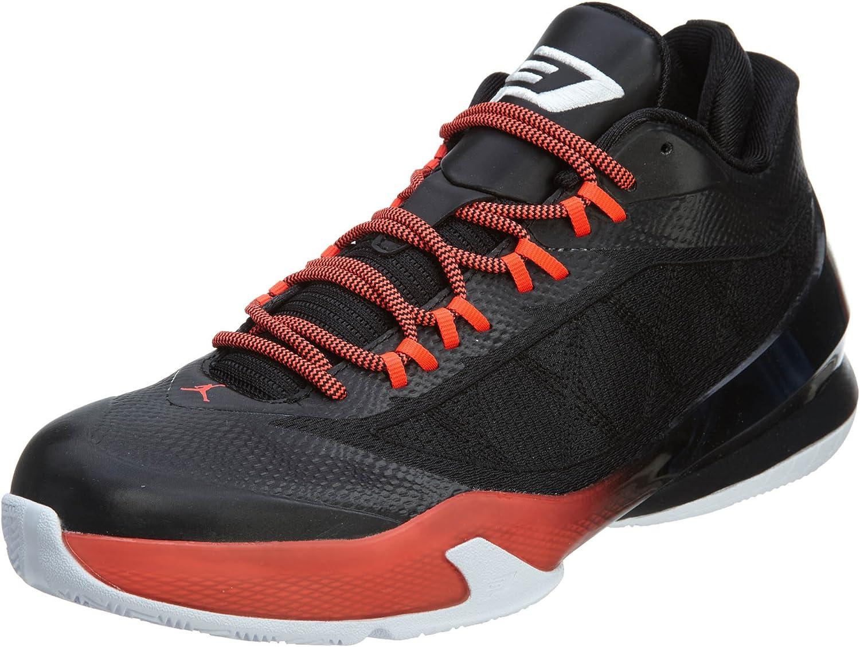 Nike Jordan Mens Jordan CP3.VIII Black