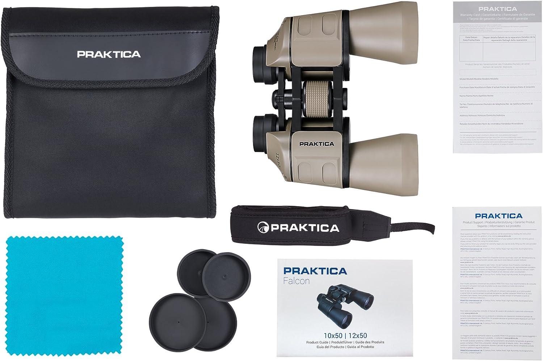 /Prism/áticos 12/x 50/mm Esfera Arena Praktica Falcon/