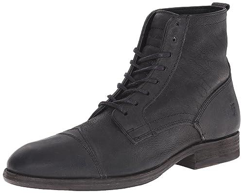 9a30146326c55 Amazon.com: FRYE Men's Everett Lace-Up Boot: Shoes