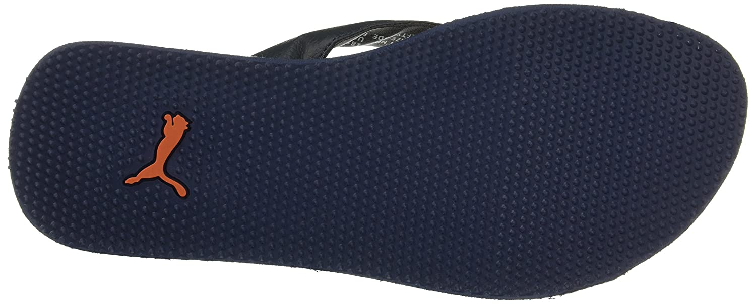 4820a93e6ba Puma Men s Ketava Iii Dp Blue Flip-Flops and House Slippers - 11 UK India  (46 EU)  Buy Online at Low Prices in India - Amazon.in