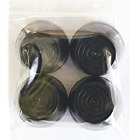 "Quadrapoint Hub Caps for Radio Flyer Plastic & Folding Wagons 7/16"" (NOT for Wood or Steel Wagons)"