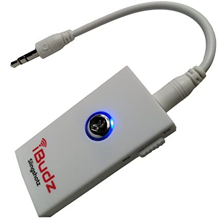 iBudz Bluetooth Receiver and Transmitter Adapter in One