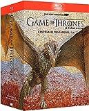 Game of Thrones (le Trône de Fer) - l'Intégrale des Saisons 1 à 6 - Coffret HBO