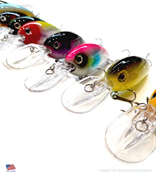 Details about  /Minnow Fishing Lure 3D Eyes 10cm 7g Wobbler Bass Pike Baits Spinner Bait LJB Cw