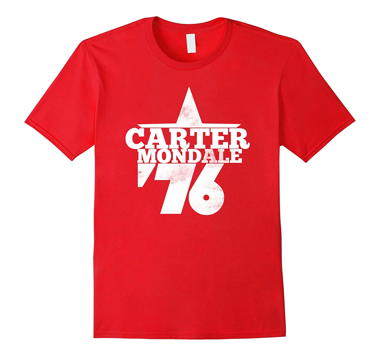 Carter Mondale 76 shirt Jimmy carter 1976 vintage tshirt-PL