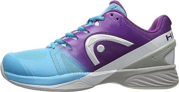 Head Nitro Pro Women Aqvi, Zapatillas de Tenis para Mujer