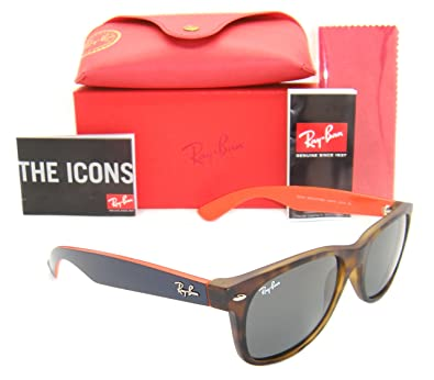 ec21ae598a0 Image Unavailable. Image not available for. Color  Authentic Ray-Ban New  Wayfarer RB 2132 ...