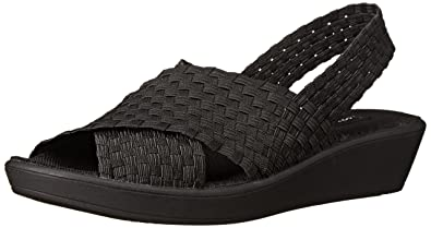 ab08bd84b88 STEVEN by Steve Madden Women's Dutchez Wedge Sandal