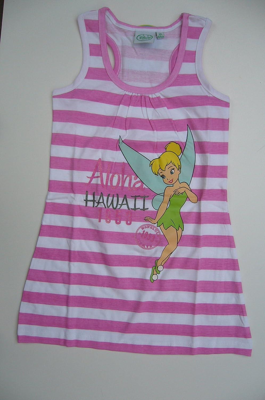 Tinkerbell Kleid Sommerkleid gestreift