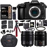 Panasonic LUMIX G85MK 4K Mirrorless Interchangeable Lens Camera Kit