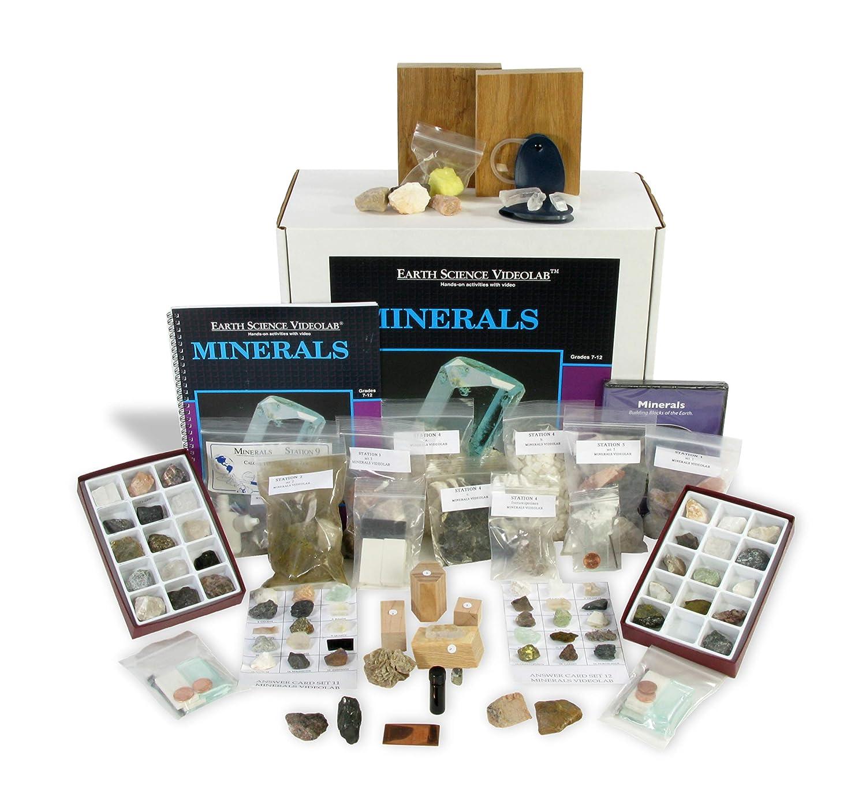 値引きする Hubbard Scientific 8515-DVD Minerals: Build Blocks Earth Sci Videolab with DVD B00658B2HG, 河浦町 eee0c95a