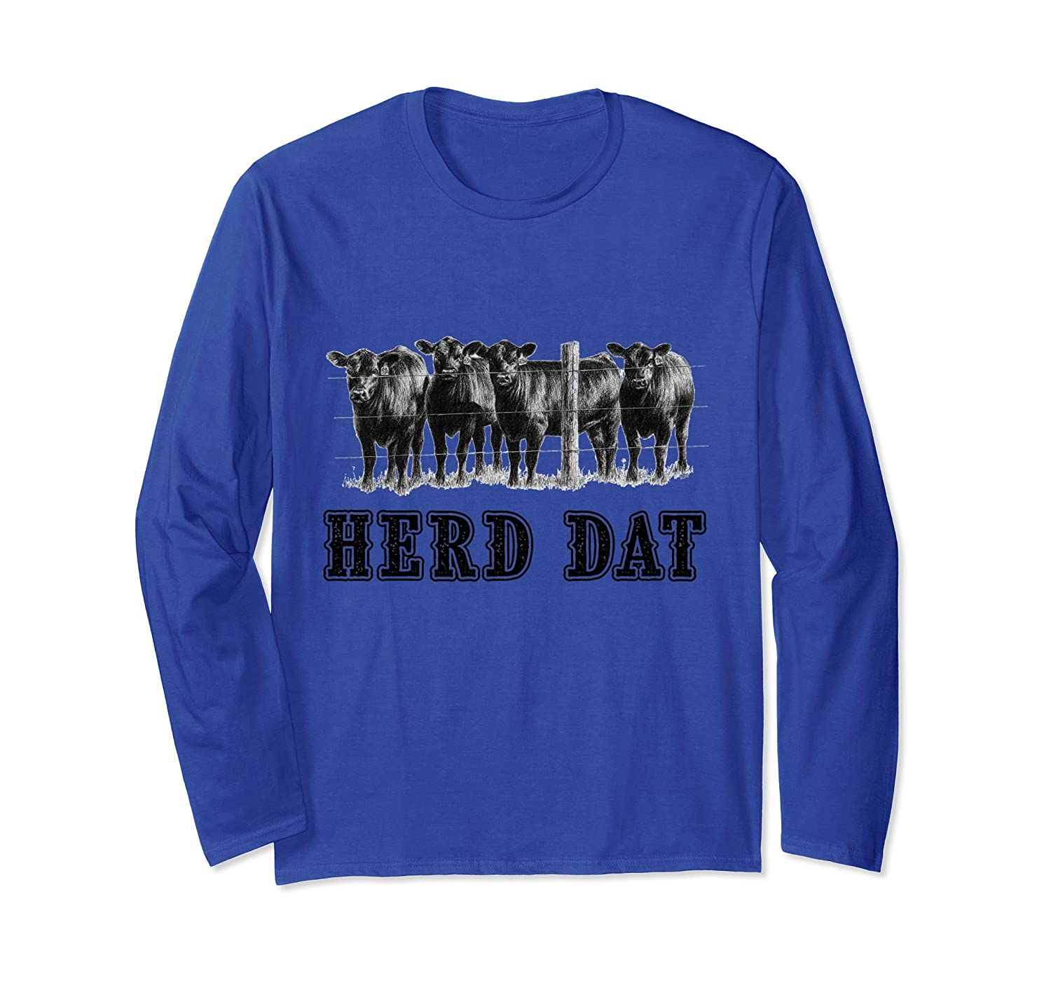Herd dat nice t-shirt. perfect gift for who love cattle-fa