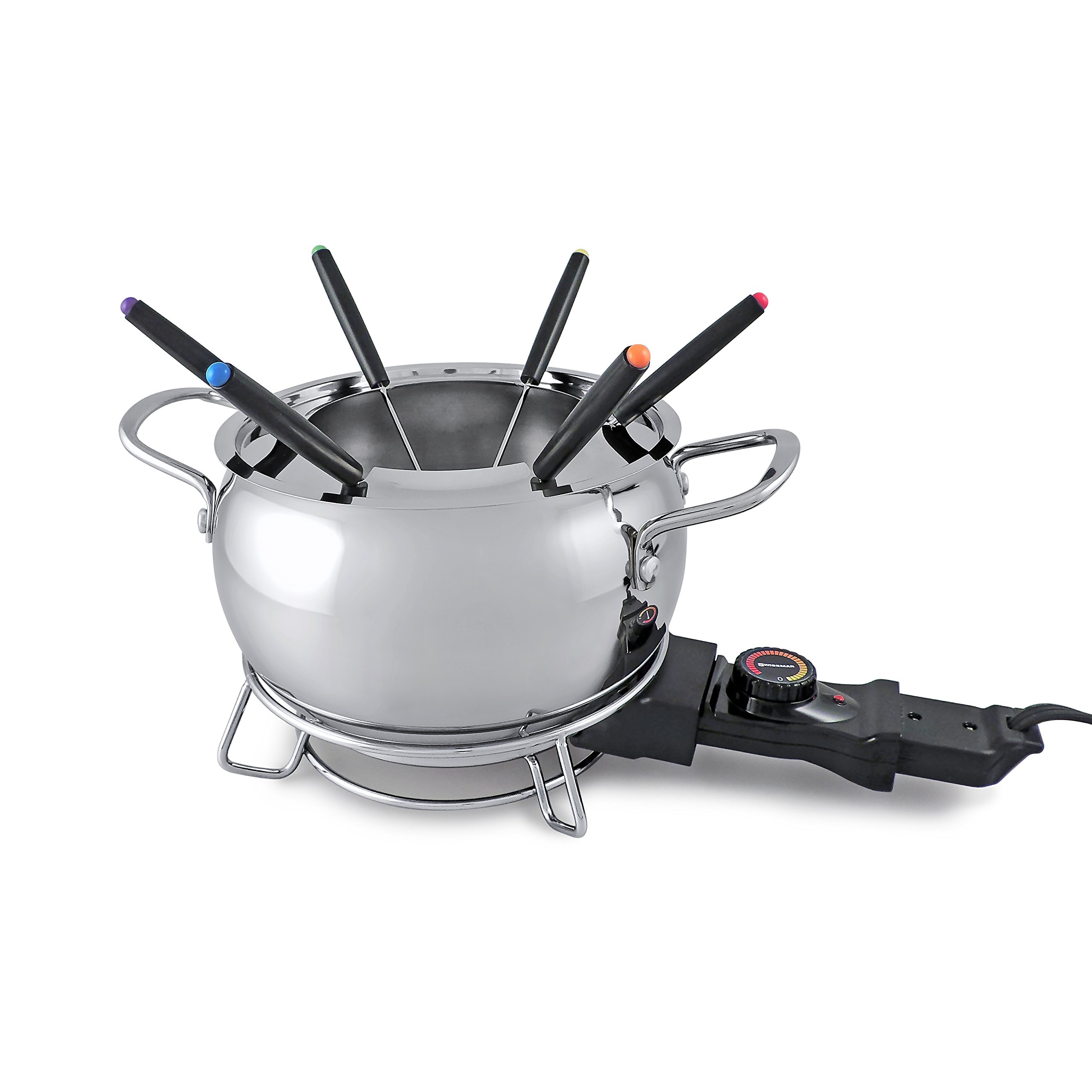 Swissmar Mont Brule Electric Fondue set