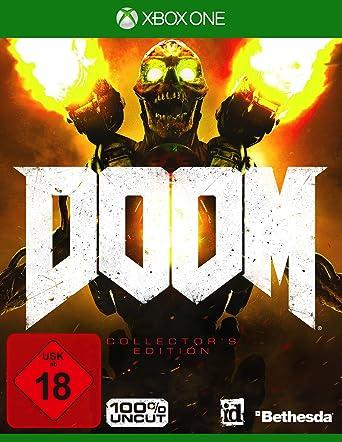Doom - 100% Uncut - Collectors Edition [Importación Alemana ...