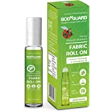 BodyGuard Herbal Mosquito Repellant Fabric Roll On with Citronella & Lemongrass Oil - 8 ml + 2 ml Extra