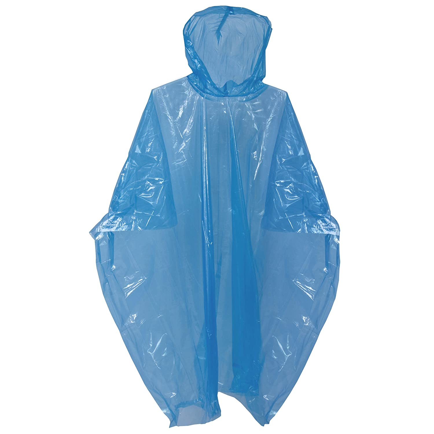 Trespass Mens Drylite Emergency Lightweight Waterproof Rain Poncho