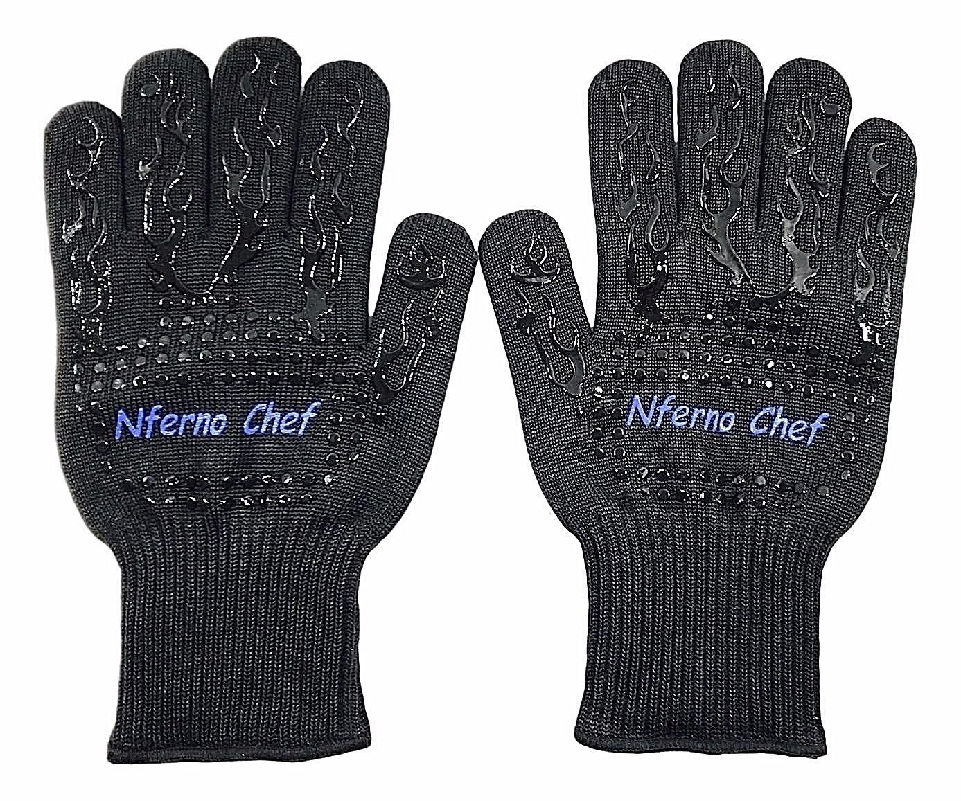 Extreme Heat Resistant Cooking Gloves (B07284hhlr)