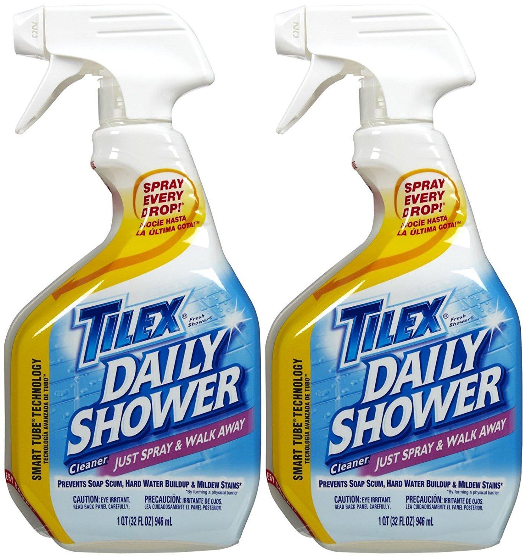 Amazon Com Tilex Shower Spray Refill 64 Oz 2 Pk