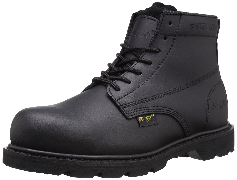 Adtec Men's 6-inch Composite-Toe Uniform Boot AdTec Footwear 6 Inch Composite Toe Boot-M