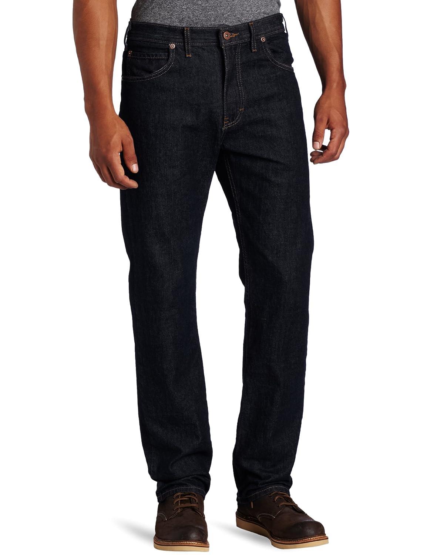 Dickies Mens Slim Straight-Fit Five-Pocket Jean