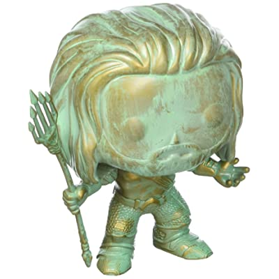 SDCC 2016 EE Exclusive Batman v Superman Aquaman Patina LE Funko Pop Figure: Funko Pop! Ee Exclusive: Toys & Games