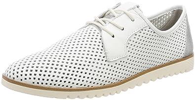 23603, Sneakers Basses Femme, Rose, 39 EUTamaris