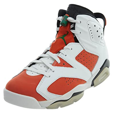 Jordan Air 6 Retro Gatorade Men Lifestyle Sneakers - 7