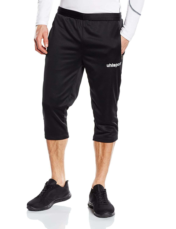 uhlsport Essential 3/4 Pantalones/Shorts de Entrenamiento, Hombre ...