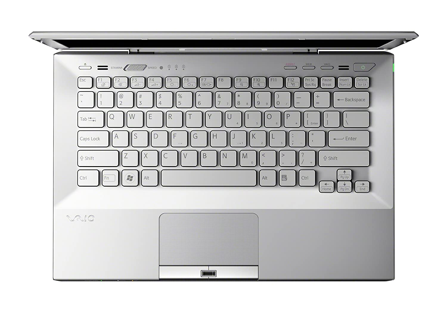 New Driver: Sony Vaio VPCSA41FX/SI Alps Keyboard