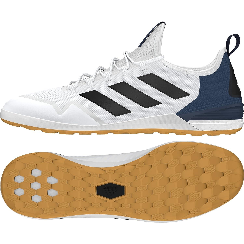 Adidas Herren Ace Tango 17.1 in für Fußballtrainingsschuhe, Elfenbein (Ftwbla Negbas Azumis), 46 EU