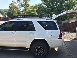Amazon Com Rola 59504 V Tex Rooftop Cargo Basket Automotive