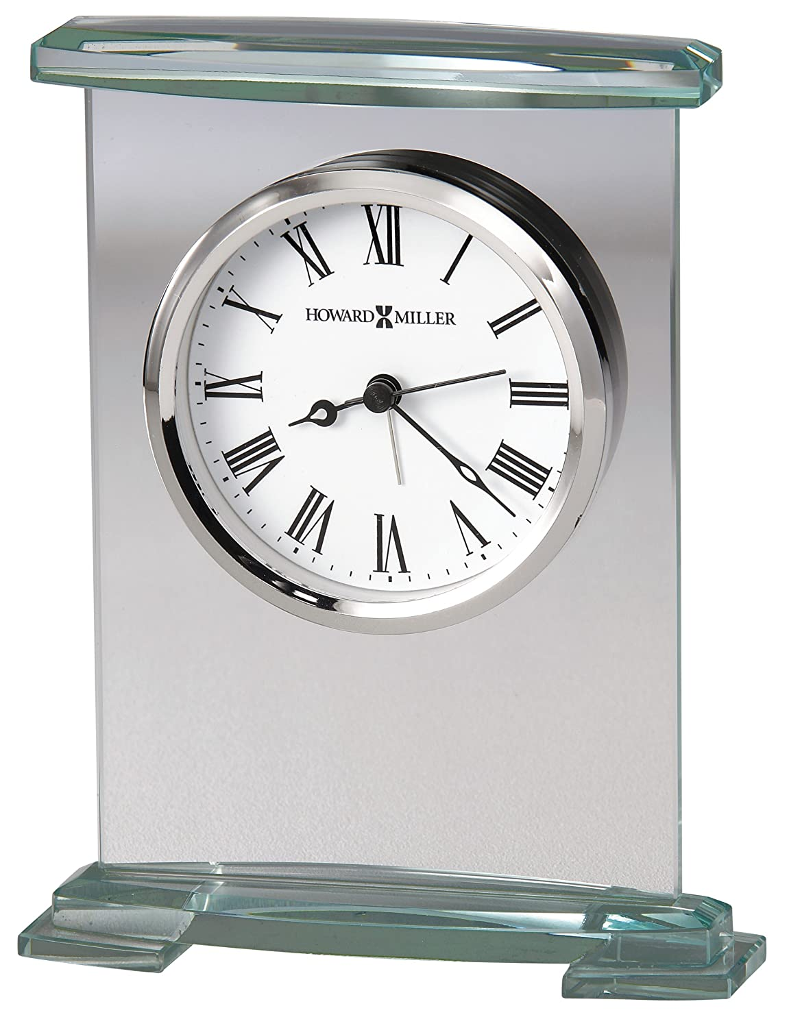 Amazon.com: Howard Miller 645 691 Augustine Table Clock By: Home U0026 Kitchen