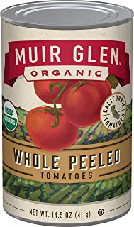 product image for Muir Glen, Organic Whole Peeled Tomatoes, 14.5 oz