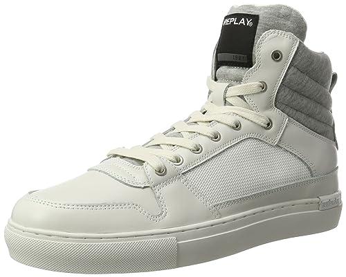 Replay Moon, Zapatillas Altas para Hombre: Amazon.es: Zapatos y complementos