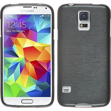 Funda de silicona para Samsung Galaxy S5: Amazon.es: Electrónica