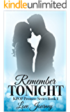 Remember Tonight (KPOP Promise Series Book 1)