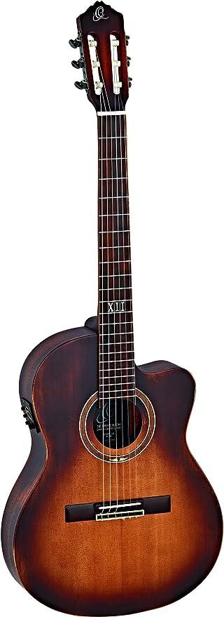 Ortega DS Suite-CE · Guitarra clásica: Amazon.es: Instrumentos ...