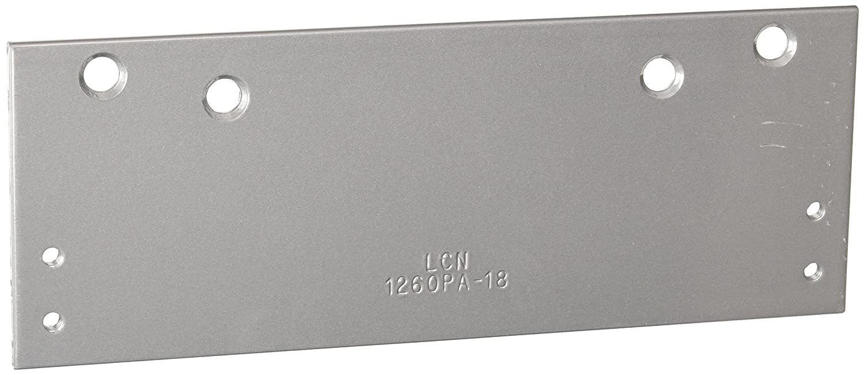 Aluminum Top Notch Distributors LCN 126018PA 1260-18PA 689 Drop Plate