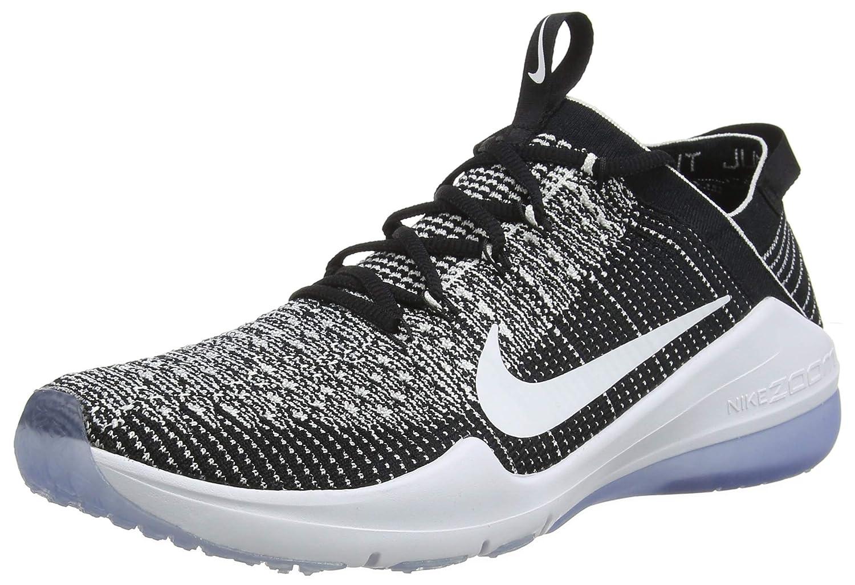 Noir (noir blanc 001) 38 EU Nike W Air Zoom Fearless FK 2, Chaussures de Fitness Femme